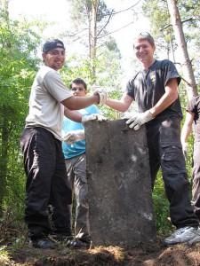 Hand in Hand arbeiten: Nur so funktioniert ehrenamtliches Engagement. Das gilt auch für die Margit-Horváth-Stiftung...