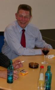 Bereits als Bürgermeister von Mörfelden-Walldorf unterstützte Bernhard Brehl die Aufarbeitung der Geschichte der KZ-Außenstelle. Heute ist er Kuratoriumsvorsitzender der Margit-Horváth-Stiftung.