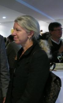 Als Rektorin der örtlichen Gesamtschule stellt Ute Zeller ein Bindeglied zwischen Schule und Margit-Horváth-Stiftung her.